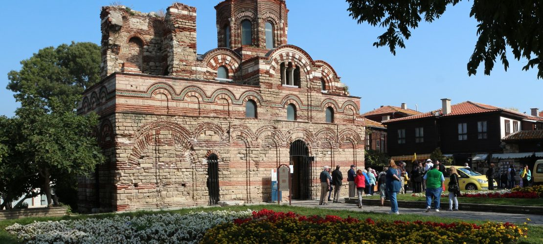 nesebar-church